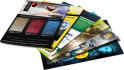design beautiful flyers and brochures