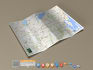 design your business map as a 3D image