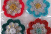send a handcrafted can tab flower ornament