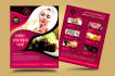 design a Fashion,Beauty,Spa Flyer or Brochure