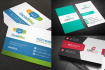 design clear business card within 24 hours