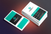 design awesome 2 sided business card in 24 hours
