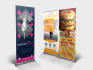make professional roll up banner and signage
