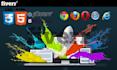 create responsive website design on your requirement