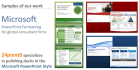 create Info Graphic,Lookbooks, PowerPoint Presentation