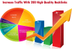 build 200 High PR Backlinks