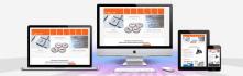 create custom website design