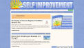 send you Ready Made Self Improvement Niche Site