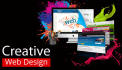 create all types of websites include static and dynamic html,php, javascript