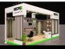 creat an exhibition stall designs