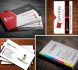 outstanding 2side business card in 12 hrs