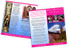 design a postcard or flyer for your event