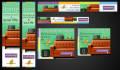 design prestigious web banner,header, cover