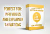 give you my Explainer Video Whiteboard Animation SFX Library