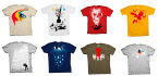 create awesome T shirt graphic design or teespring design