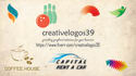 design a unqiue and creative logo for your business with free source file
