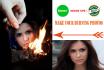 make your burning photos