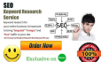 do SEO keywords research within 24 hours