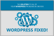 fix WordPress errors,html and css issues
