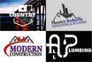 create modern and unique logo
