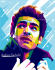 make your picture into WPAP Pop art Vector