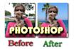 do any medium level photoshop work