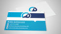 design 2sided business card