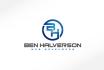 design Awesome Branding logo free 3D Mockup