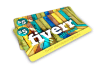 design a 3d gift card graphic for your product or promotion