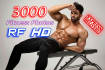 3000 HD Fitness Photos Without Quotes