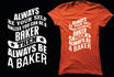 any typography motivational,creative,t shirt design