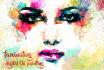 do fascinating digital Oil painting