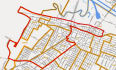 draw Professional quality Vector Maps in illustrator