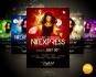design an amazing party, event and club flyer