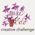 design an elegant watercolor beautiful logo in very shot time