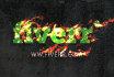 make your logo a firestorm intro