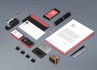 design professionally business cards and stationery