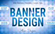 design professional Banner, Header and Covers