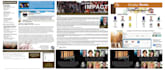 design content for newsletter and other collateral