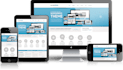 design responsive html css bootstrap page in very short time