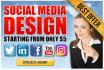 do facebook or youtube or twitter or linkedin banner header