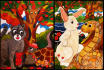 draw COLORFUL  Illustrations for Children Books