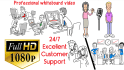 create Professional 200 Words Whiteboard Animation Video