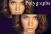 create Amazing Polygraphs of you