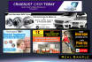 design 6 Professional Web BANNER Ads