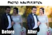 do professional Photoshop editing within 12 hours