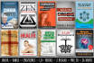 create EBOOK covers within 24 hours