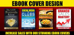 create E BOOK cover within 24 hours
