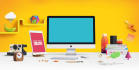 create an Attractive WEBSITE Design