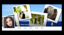 create a Facebook cover with Polaroids of your family and friends